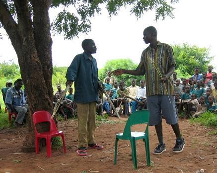 Wildlife Action Group - Malawi: News 2006